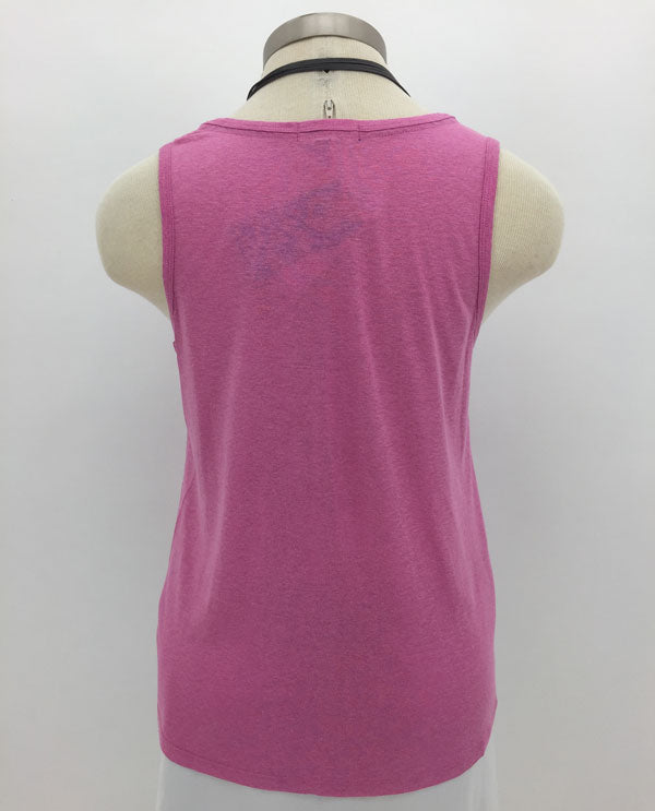 Democracy B3055LK1E Blossom Shimmer Tie Tank Back View