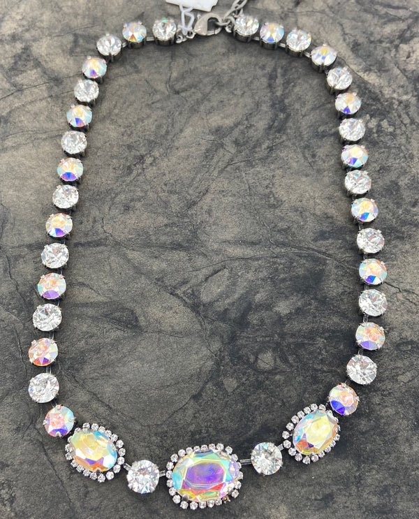 RACHEL MARIE DESIGNS Laurie Necklace AURORA BOREALIS