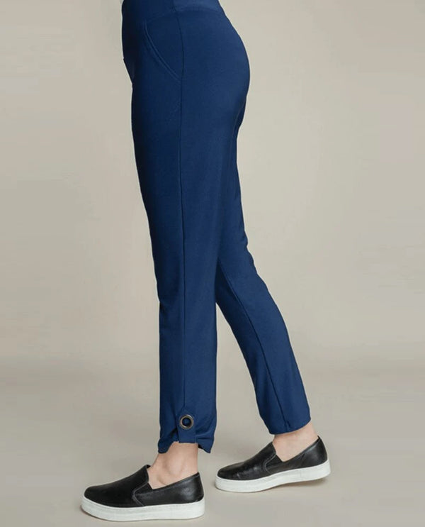 Sympli 27216X Halo Slouch Narrow Pant Gm