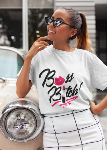 Boss B$tch - Short-SleeveT-Shirt