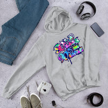 Load image into Gallery viewer, 80's Baby 90's Swag - Hooded Sweatshirt