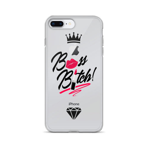 Boss B$tch iPhone Case