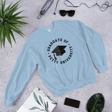 Load image into Gallery viewer, Graduate of Petty University - Sweatshirt