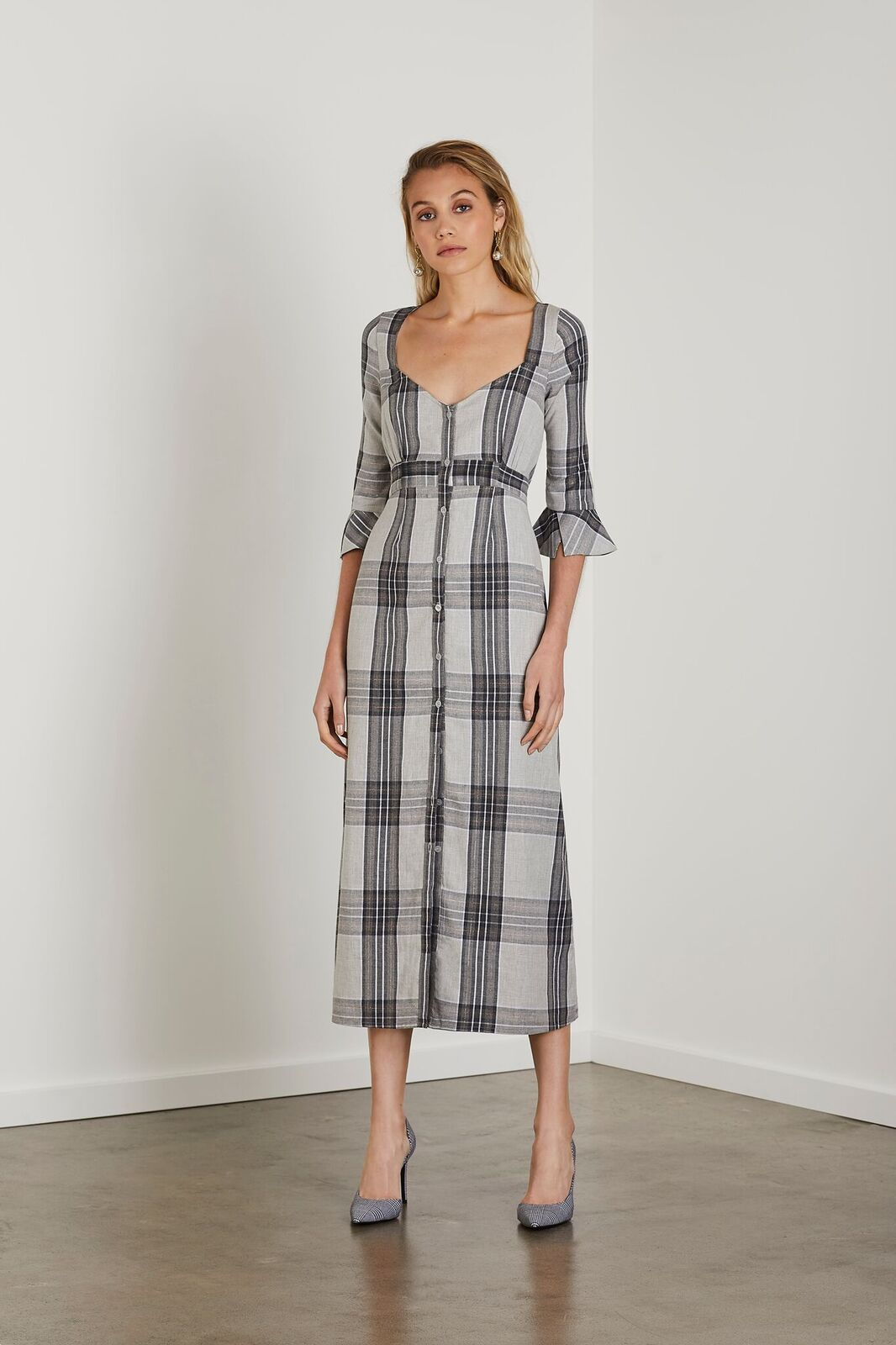 STEELE NADINE MIDI DRESS