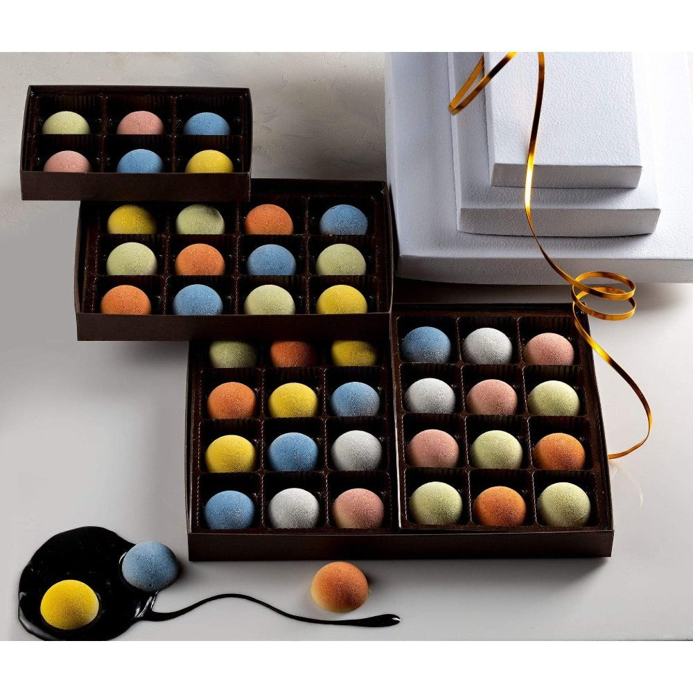 Soft Frozen Chocolates assorted 42 pcs. - Upper Class Chocolate