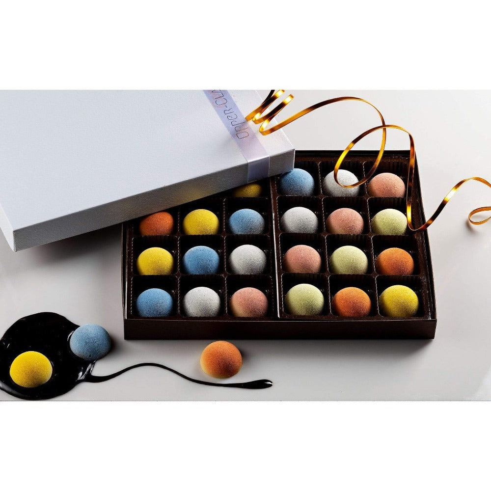 Soft Frozen Chocolates assorted 24 pcs. - Upper Class Chocolate