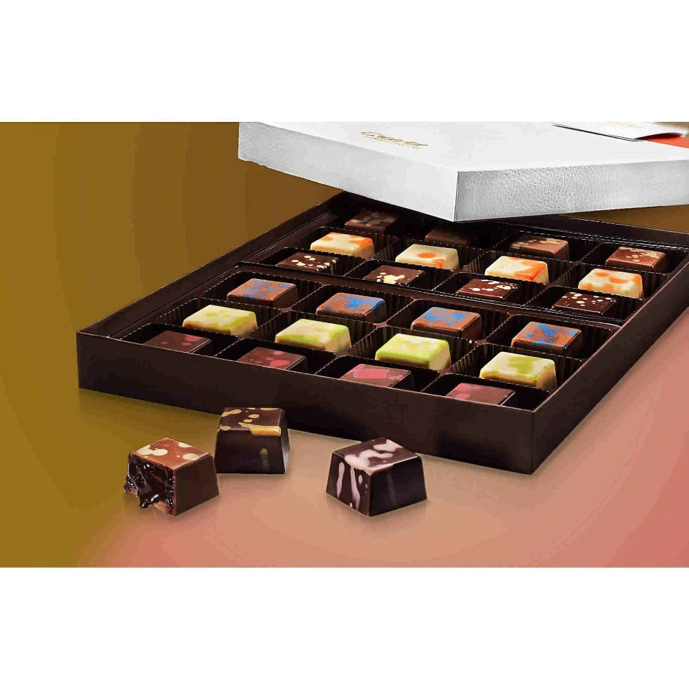 Build Your Own Luxury Chocolate Truffle Box (48 pcs.) - Upper Class Chocolate
