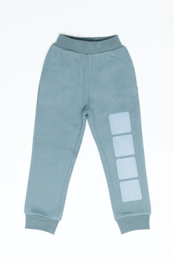 Edit Classic Sweatpants KIDS (Dusty Blue)