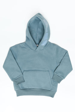 Edit Classic Hoodie KIDS (Dusty Blue)