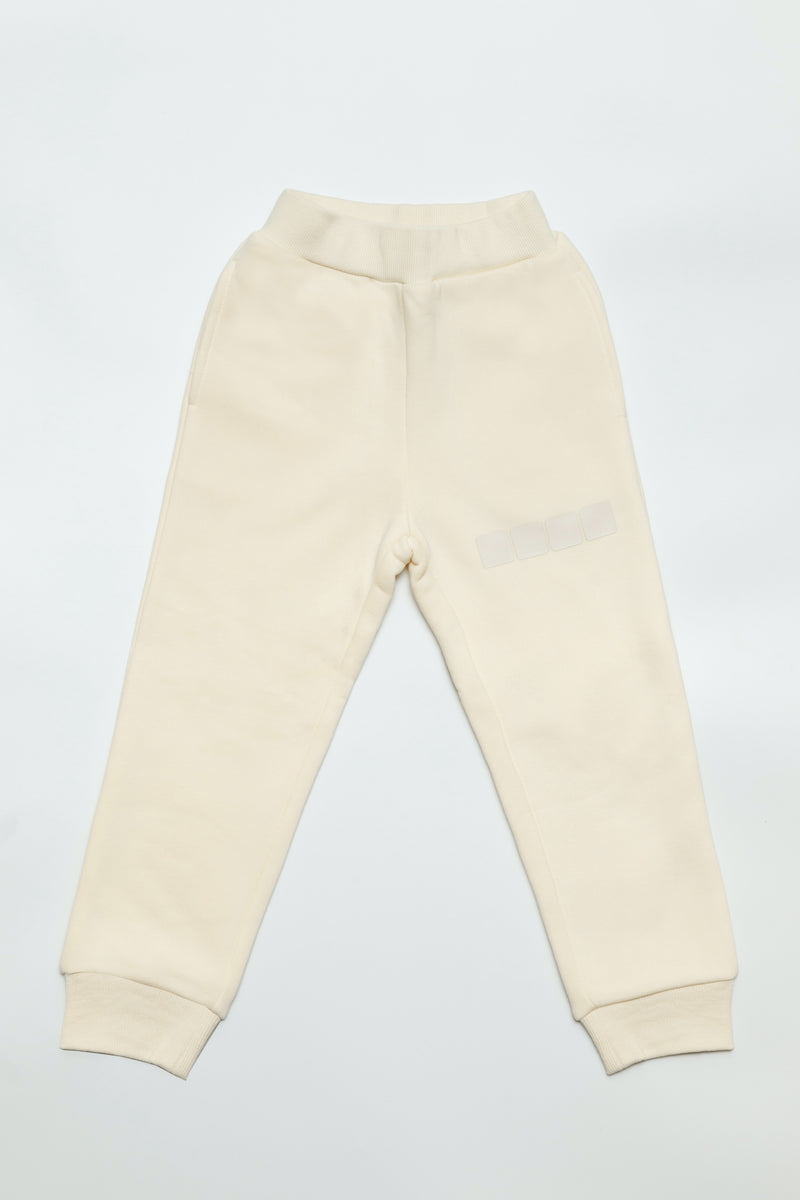 Edit Classic Sweatpants KIDS (Ivory)