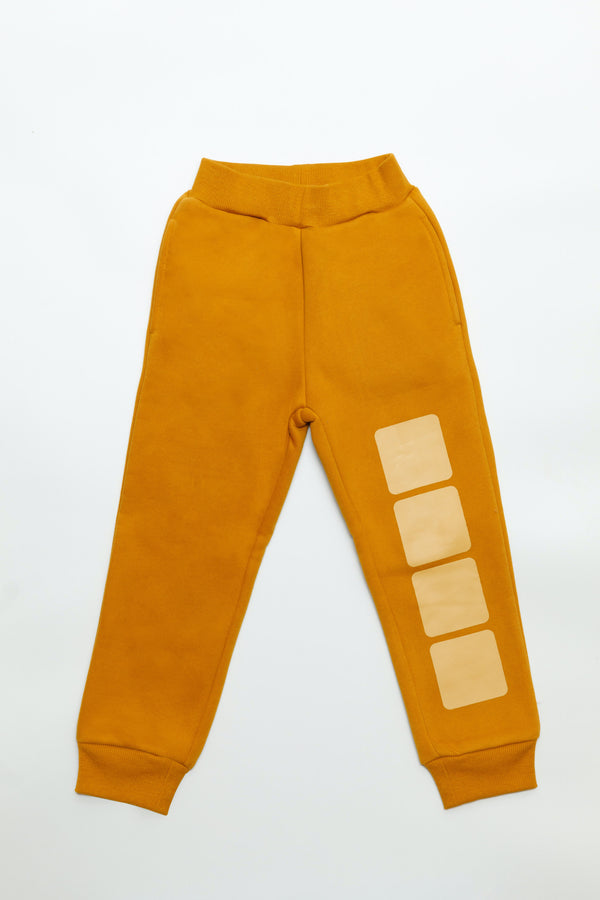 Edit Classic Sweatpants KIDS (Mustard)
