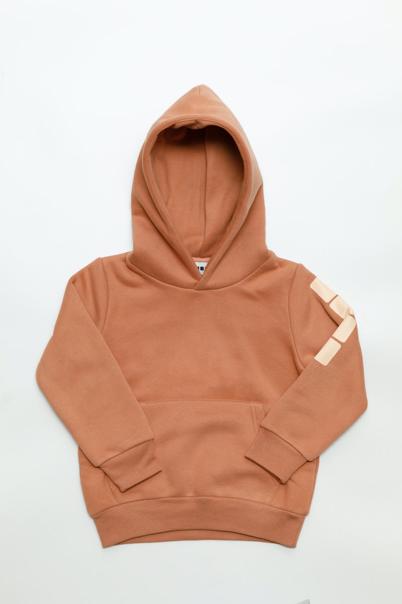Edit Classic Hoodie ADULTS (Dusty Pink)