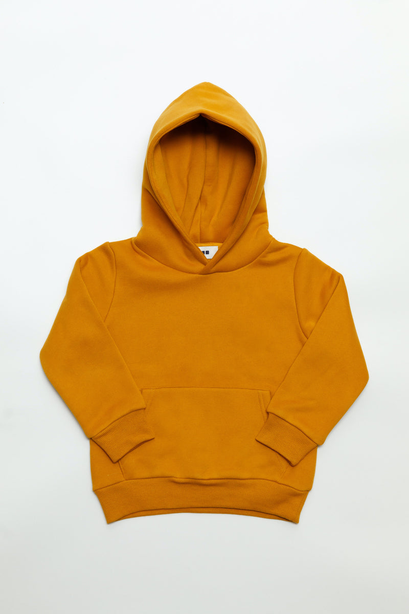 Edit Classic Hoodie ADULTS (Mustard)