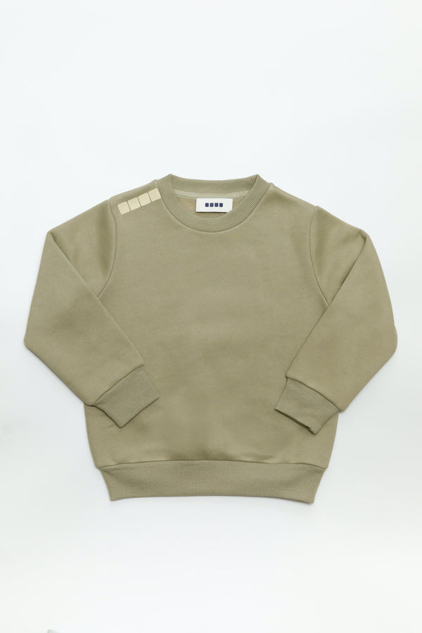 Edit Classic Sweatshirt ADULTS (Sage Green)