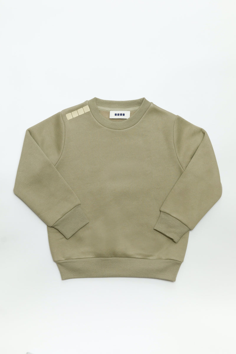 Edit Classic Sweatshirt KIDS (Sage Green)