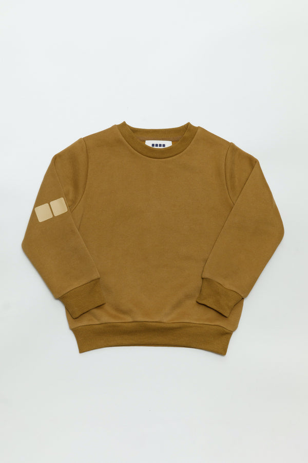 Edit Classic Sweatshirt ADULTS (Brown)