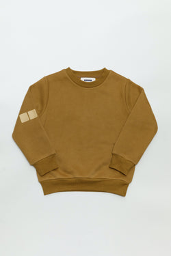 Edit Classic Sweatshirt KIDS (Brown)