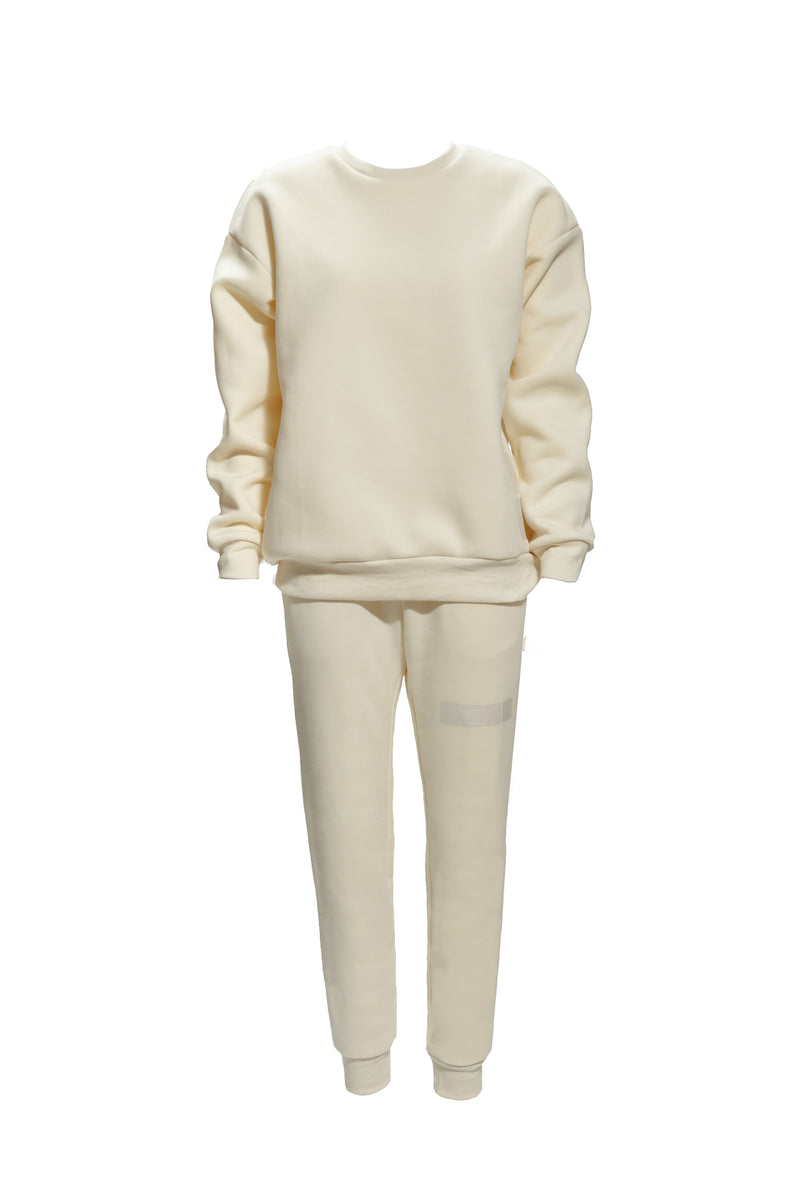 Edit Classic Sweatshirt ADULTS (Ivory)