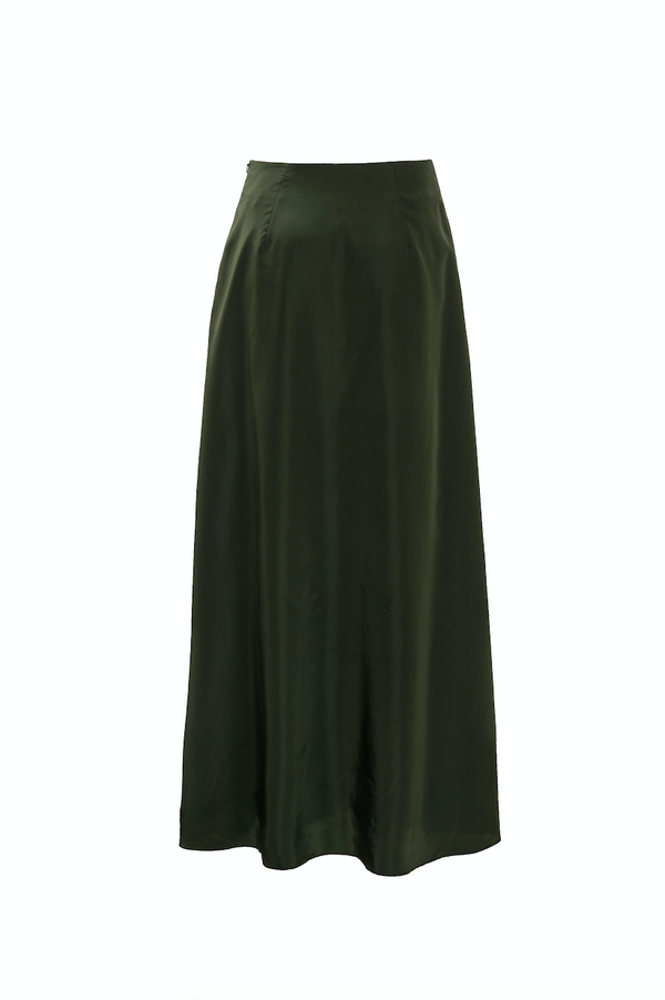 Drawcord Volume Skirt