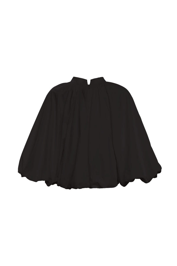 Cape Detail Top (Black)