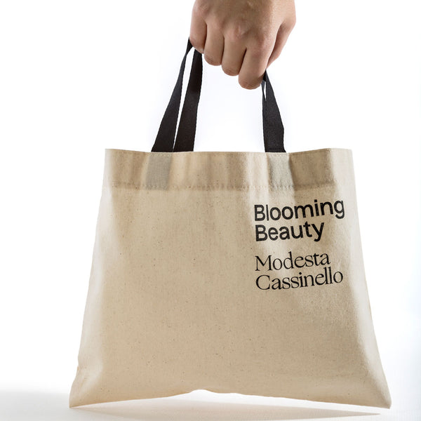 "Tote Bag ""Blooming Beauty"""