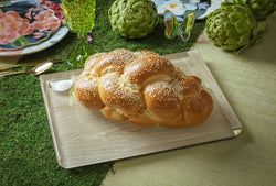 Solid Challah Board