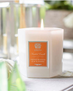Orange Blossom, Lilac & Jasmine Candle
