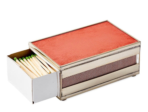 Lizard Match Box Covers and matches