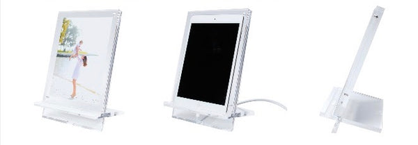 Tablet Holder Lucite