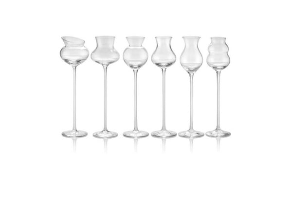 Assorted liqueur glass Set of 6