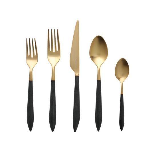 Ares Oro 5 piece place setting