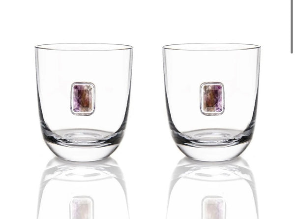 Elevo Double Old Fashioned Glasses