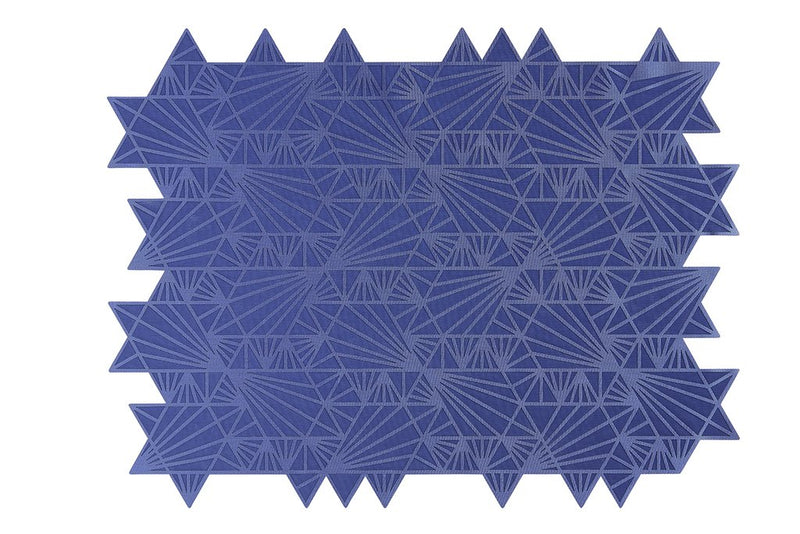 Challah Cover Maguen David Blue