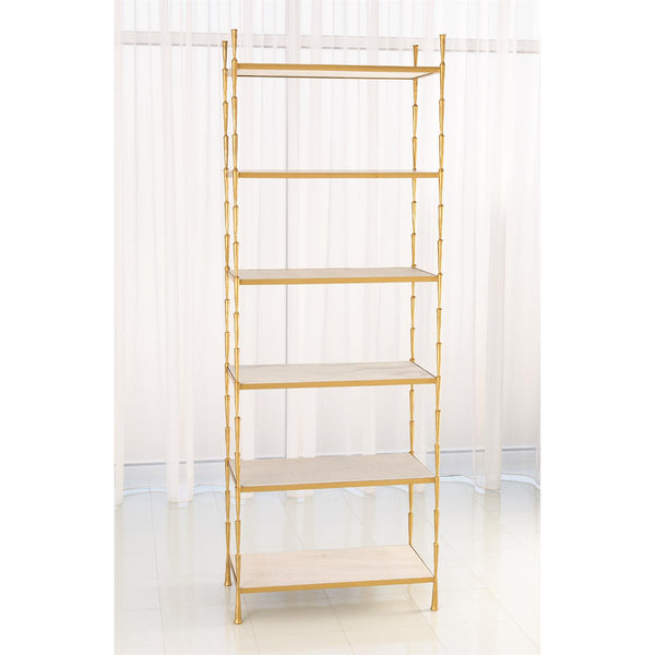 Etagere Spiked in Gold