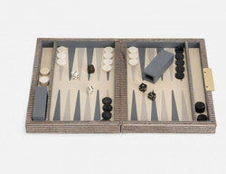 Pigeon and Poodle Bailey Luxury Backgammon Set
