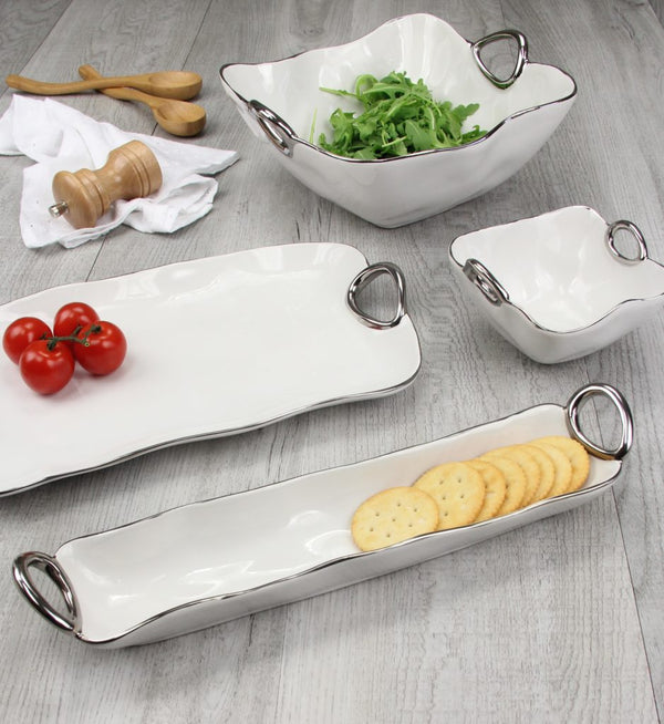 Handle with Style Small Platter