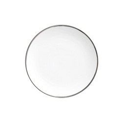 Modern Platinum Edge Collection Dinnerware