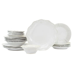 Incanto Stone Assorted Sixteen-Piece Place Setting