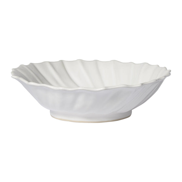 Incanto Stone Ruffle Large Bowl