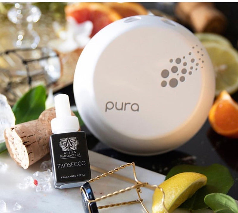 Pura Smart Home Fragrance Diffuser Prosecco & Orange Blossom