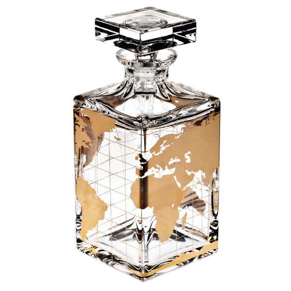 Atlas - Whisky Decanter