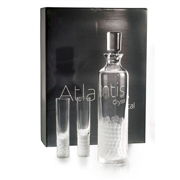 Artic - Case With Vodka Decanter and 4 Shots