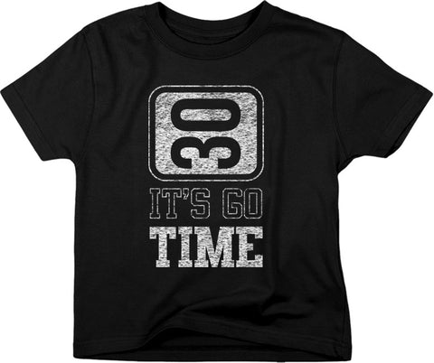 TODDLER SMOOTH GO TIME TEE