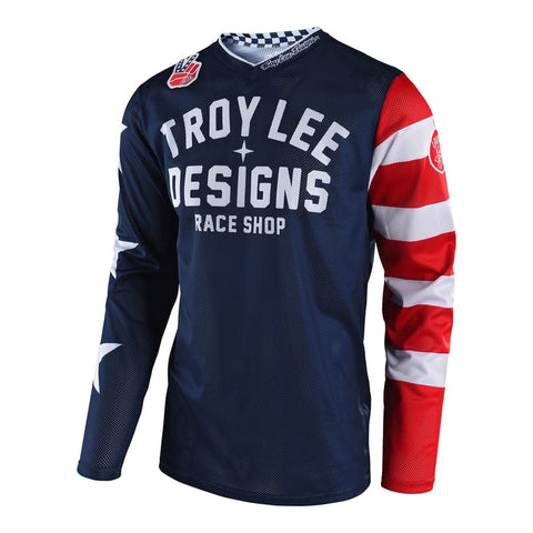 NEW 2020 TROY LEE DESIGNS® GP AIR JERSEY - AMERICANA