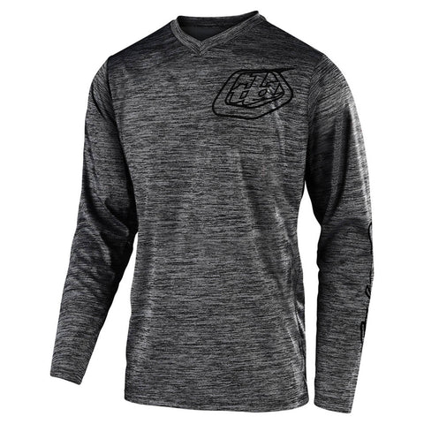 NEW 2020 TROY LEE DESIGNS® GP JERSEY MONO - HEATHER GRAY