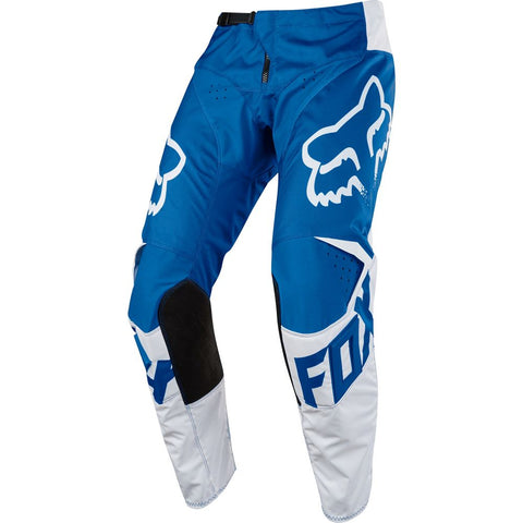 FOX RACING YOUTH 180 RACE PANT - BLUE