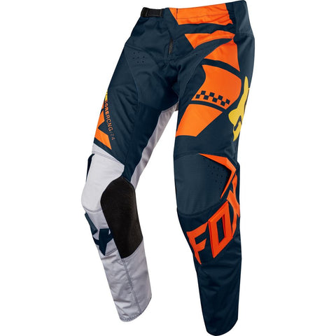 FOX RACING YOUTH SAYAK 180 PANT - ORANGE
