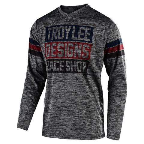 NEW 2020 TROY LEE DESIGNS® GP ELSINORE JERSEY - GRAY HEATHER