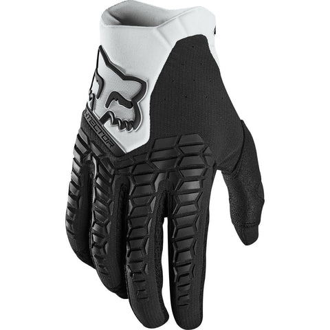 FOX RACING PAWTECTOR GLOVE - LIGHT GREY