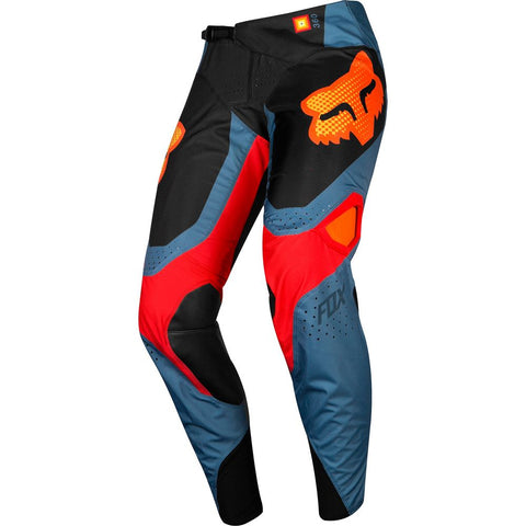 FOX RACING YOUTH 360 MURC PANT - BLUE STEEL